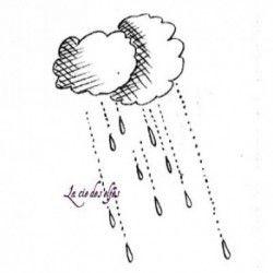 tampon nuage pluie - nm