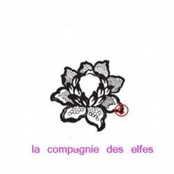 fleur de velours - tampon nm