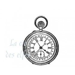 montre ancienne GM tampon tampon nm