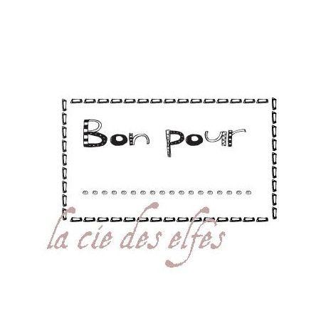 Tampon BON POUR -------- nm