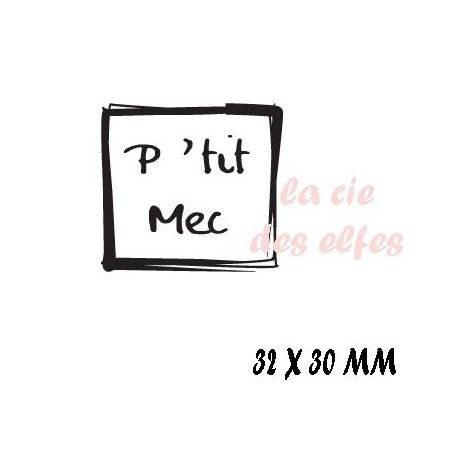 Scrap pages septembre 2019. Tampon-p-tit-mec-rectangulaire-nm