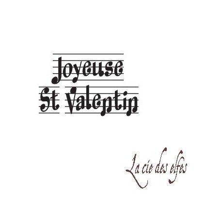 Joyeuse ST Valentin musical nm