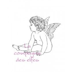 angel stamp | engel stempel | tampon scrapbooking ange