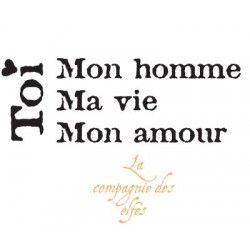 TOI Mon homme Ma vie Mon amour nm