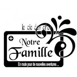 tampon famille | tampon scrapbooking famille