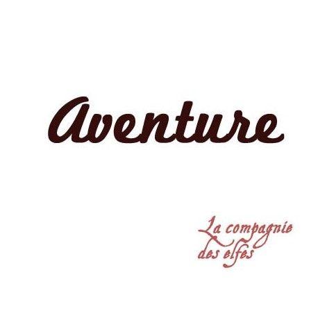 Scrap page Août 2019. Aventure-tampon-nm