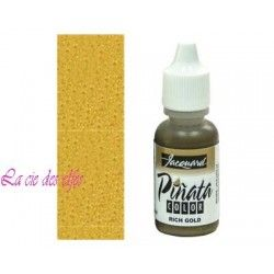 encre alcool GOLD OR