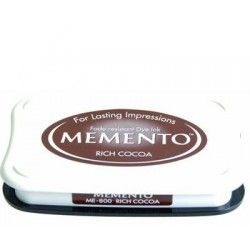 encre MEMENTO chocolat