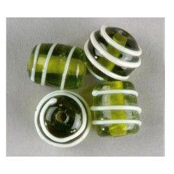 achat perle verre | acheter perle vert