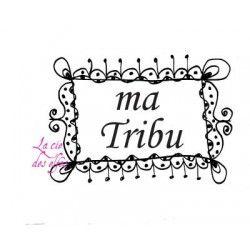 Tampon encreur tribu | tampon scrap tribu