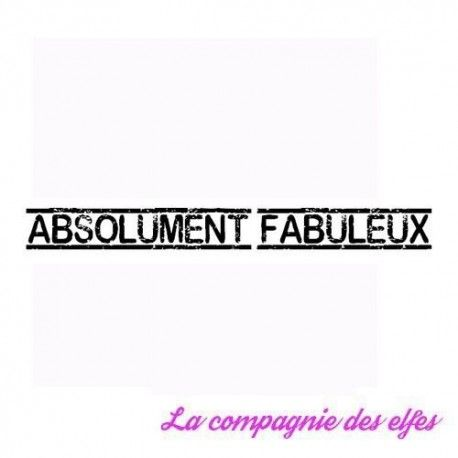tampon ABSOLUMENT FABULEUX - nm