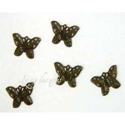 charm papillon | breloque papillon
