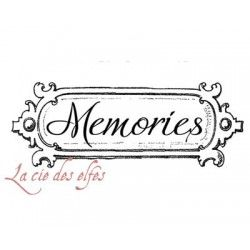 label Memories tampon nm