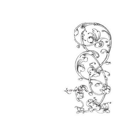 Mini album dentelles et vieux papiers par Clara. Grand-motif-baroque-tampon-nm