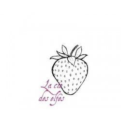 la fraise - tampon nm