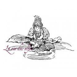 king stamp | tampon roi | tampon ange | angel stamping