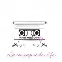 cassette remember - tampon nm