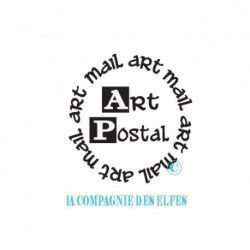 cachet mail art art postal tampon nm