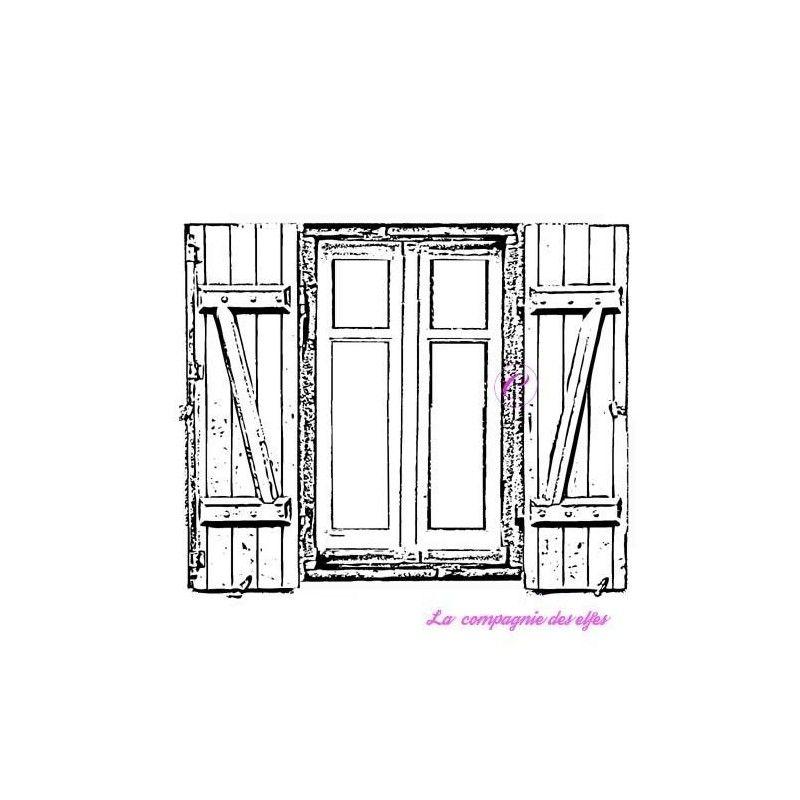 Tampon fen tre non mont for Agrandir fenetre windows