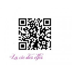 QR CODE tampon personnalisable