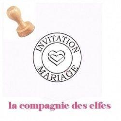 tampon mariage | tampon scrapbooking mariage