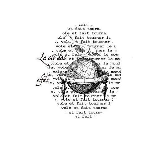 Tampon spère | tampon monde