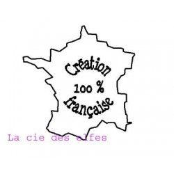 Tampon français | tampon 100% | tampon scrapbooking création