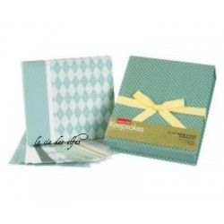 album scrap coffret