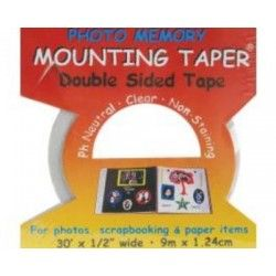 mounting taper | double face | scotch photo | double face scrap