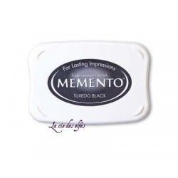 black memento | memento noir | memento encre