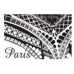 Paris tour eiffel tampon nm