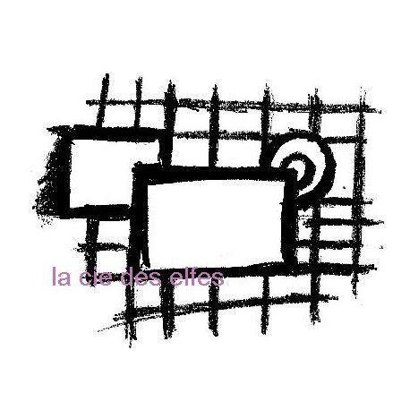 Lundi 10 février 2020 sketch par Scrapanisé Fond-quadrille-cadre-tampon-nm