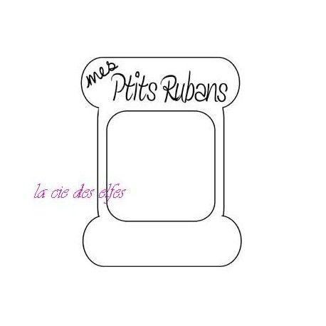 Tampon ruban | tampon encreur ruban | ribbon stamp