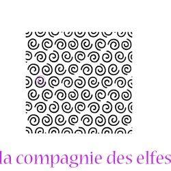 Tampon doodeling | doodle stamp | dots stamp | tampon texture