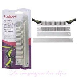 slicer polymère | trancheuse fimo