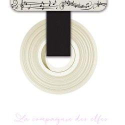 masking tape ruban musique
