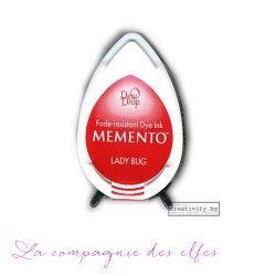 memento rouge | acheter encre rouge
