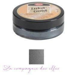 inka hématite - cire couleur métallique brillante