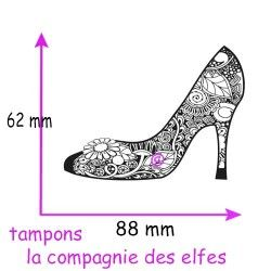 tampon chaussure design - nm
