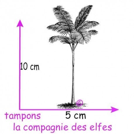 Le kit de Juillet Tampon-grand-palmier