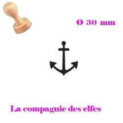 TAMPON BOIS ancre marine