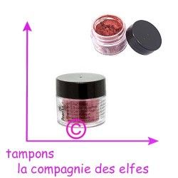 Achat mica rouge
