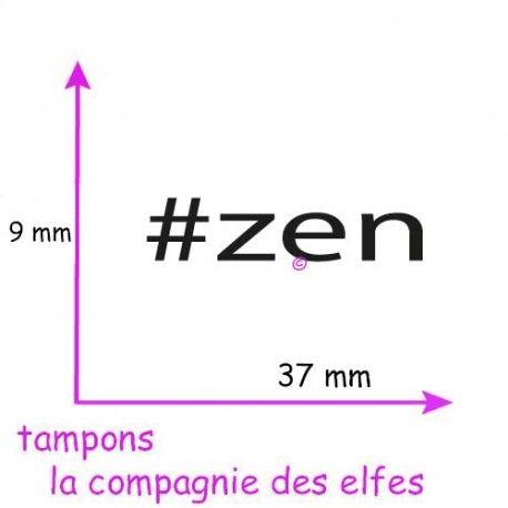 Challenge d'Août exotique. Tampon-zen-nm