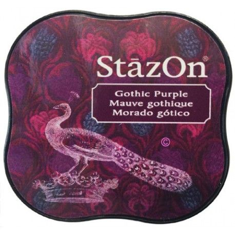 Stazon purple | achat encre stazon