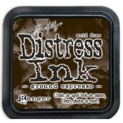 distress encreur Ground Espresso