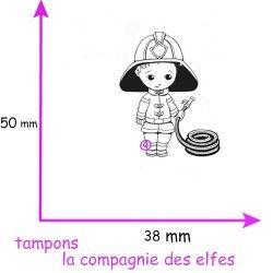 tampon pompier - non monté - pm