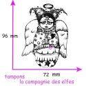 matriochka ange tampon nm