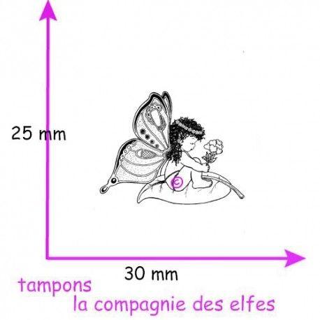 Sketch scrap par Nanou Tampon-petite-fee-fleurs-petit-modele-non-monte