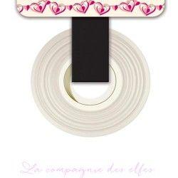 masking tape ruban adhésif coeurs