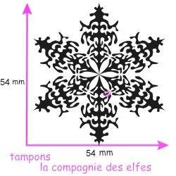cristal de neige - tampon nm